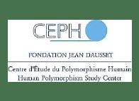 Logo CEPH, partenaire de MyPeBS