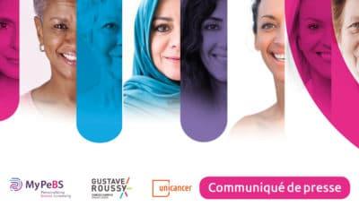 Ouverture de l'étude européenne MyPeBS aux femmes volontaires